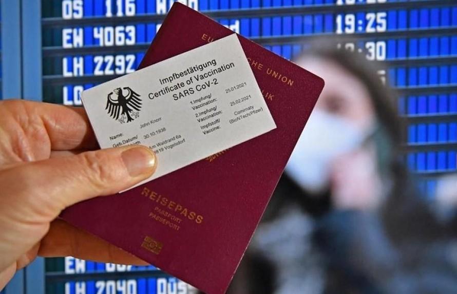 Chính phủ đồng ý với tiêu chí hộ chiếu vaccine của các nước tại Việt Nam