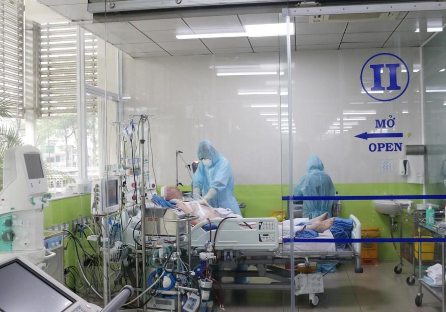 Bệnh viện tư nhân tại TP.HCM được thu phí điều trị COVID-19 