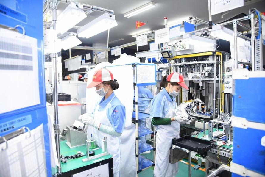 Ngành công nghiệp quý III/2021 tăng trưởng âm, giảm 4,4% so với 2020