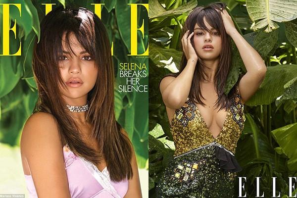 Selena của tuổi 26: phóng khoáng và tự tin