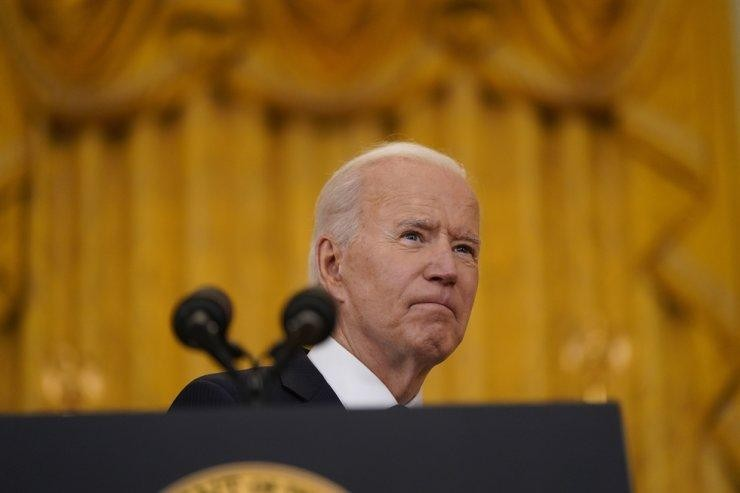 Tổng thống Hoa Kỳ Joe Biden (Ảnh: EPA-Yonhap)