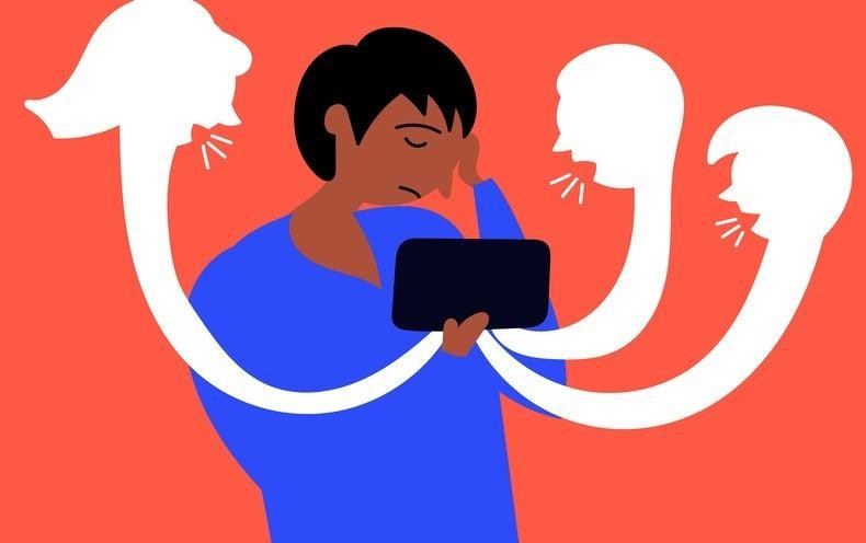 Chính phủ Anh cho biết các điều luật mới trong dự luật về quản lý nội dung đăng tải trên mạng Internet nhằm bảo vệ giới trẻ, ngăn chặn tình trạng phân biệt chủng tộc và bảo vệ quyền tự do ngôn luận trên không gian mạng. (Ảnh: Scientific American)