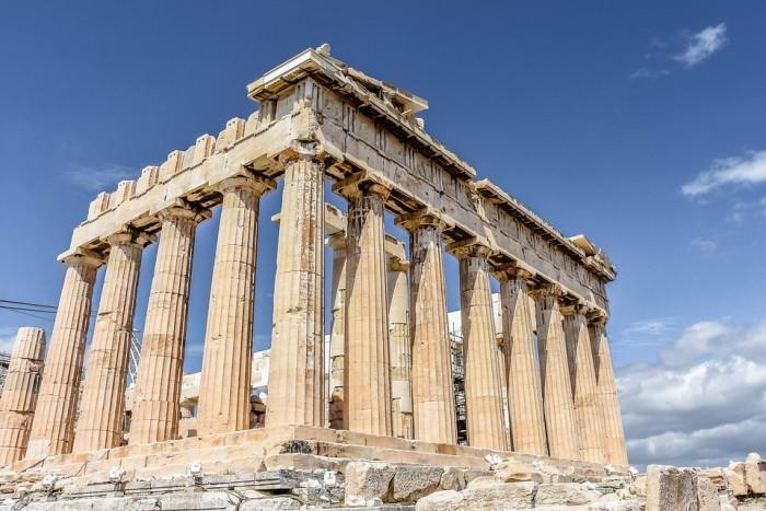 Thành Acropolis, Athens là một trong các phế tích cổ nhất của Hy Lạp, di sản thế giới được UNESCO công nhận. (Ảnh: UNESCO)