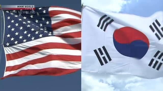 Tuyên bố chung Mỹ - Hàn Quốc cam kết duy trì tự do hàng hải và hàng không tại Biển Đông
