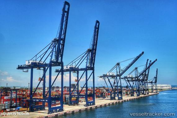 Cảng biển Veracruz.