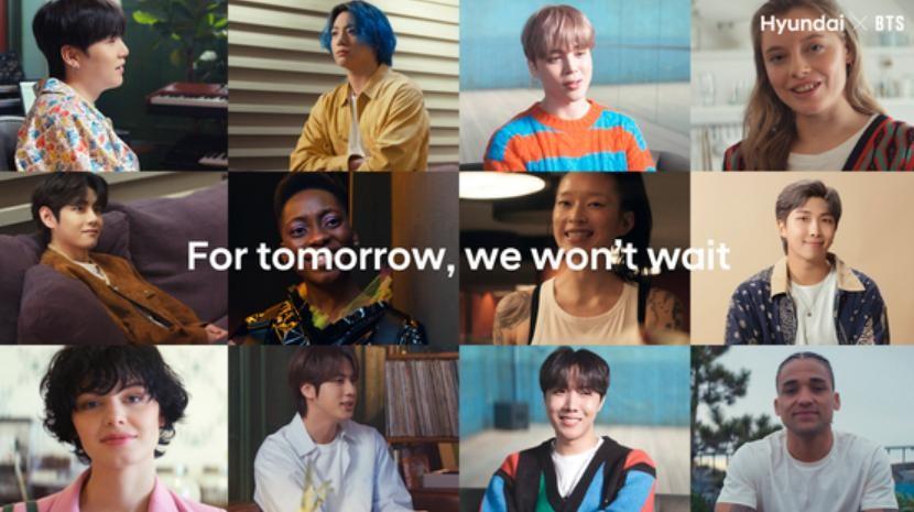 Hyundai kỷ niệm Ngày Môi trường Thế giới 5/6 với sự tham gia của nhóm BTS