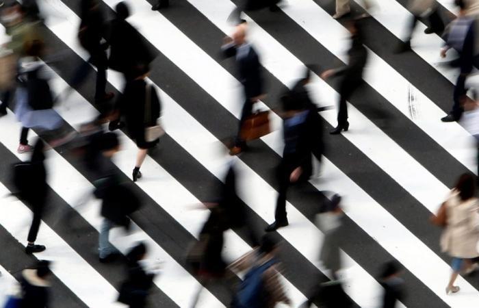 Tỷ lệ thất nghiệp gia tăng ở Nhật Bản, đạt mức cao nhất vào năm 2021 trong tháng 5.