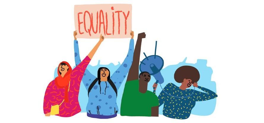 Quyền bình đẳng và cơ hội cho mọi người, mọi giới, mọi nơi - không phải là một tầm nhìn mới, nhưng vẫn là một tầm nhìn táo bạo, vì chưa có quốc gia nào trên thế giới đạt được bình đẳng giới trong mọi khía cạnh của cuộc sống.