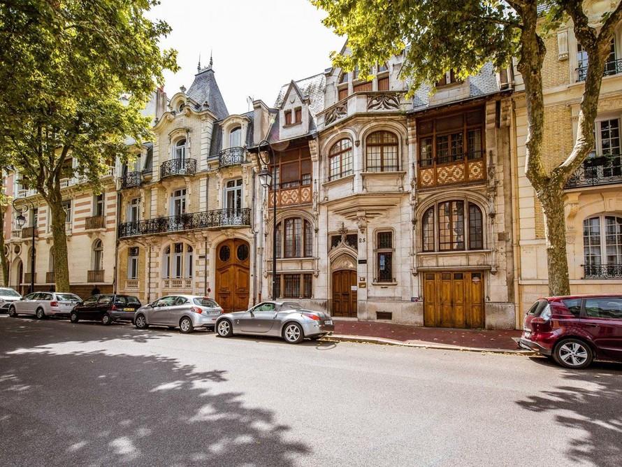 Vichy (Pháp), một trong số các thị trấn spa Châu Âu được UNESCO công nhận là Di sản Thế giới.