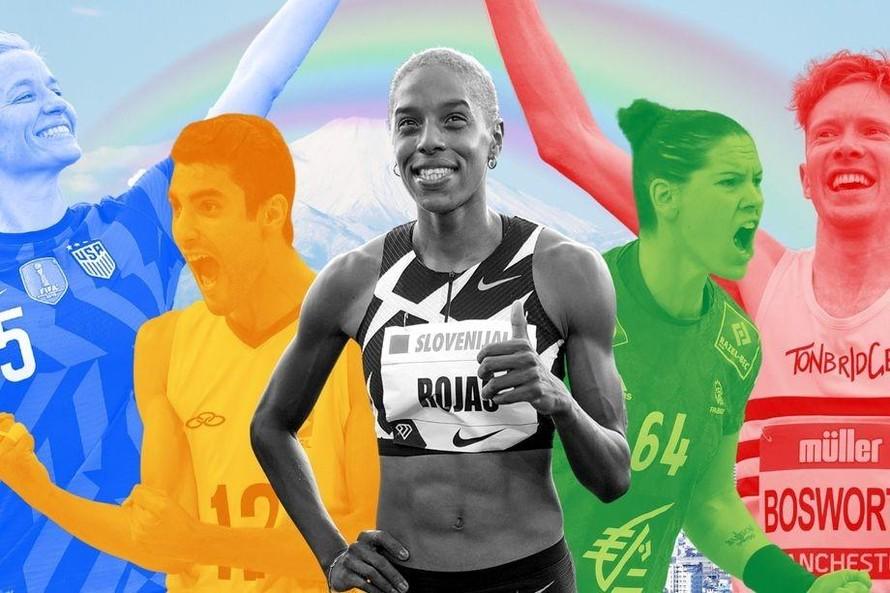 Số lượng vận động viên LGBTQ ở Olympic Tokyo cũng nhiều hơn số vận động viên công khai giới tính đã tham gia tất cả các Thế vận hội Olympic trước đó cộng lại.