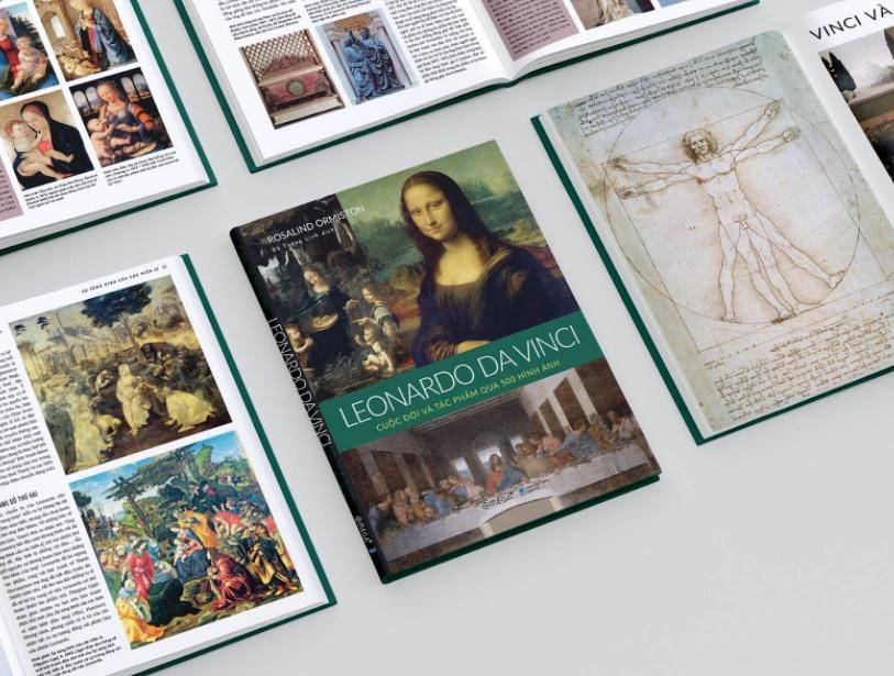 500 bức ảnh hứa hẹn khám phá mới về Leonardo da Vinci