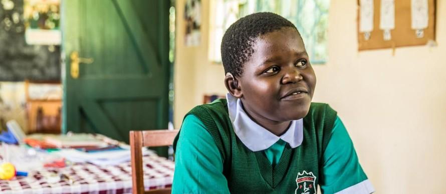 Những nam cố vấn nỗ lực hoạt động vì giáo dục cho trẻ em gái khuyết tật ở Kenya
