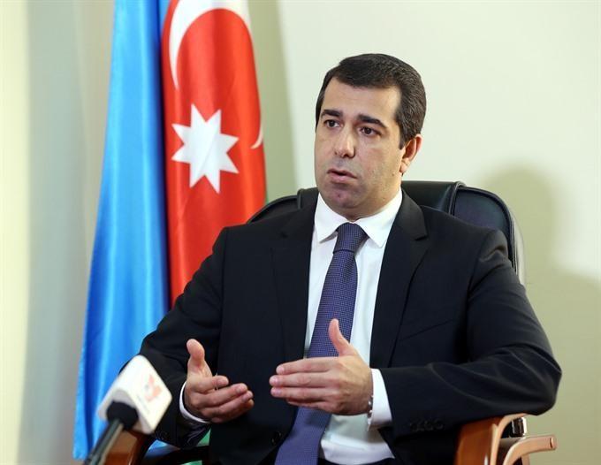 Ngài Anar Imanov - Đại sứ Đặc mệnh toàn quyền Azerbaijan tại Việt Nam