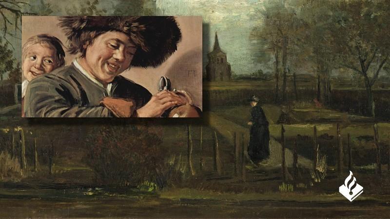 Tác phẩm của Frans Hals và Vincent van Gogh bị đánh cắp.