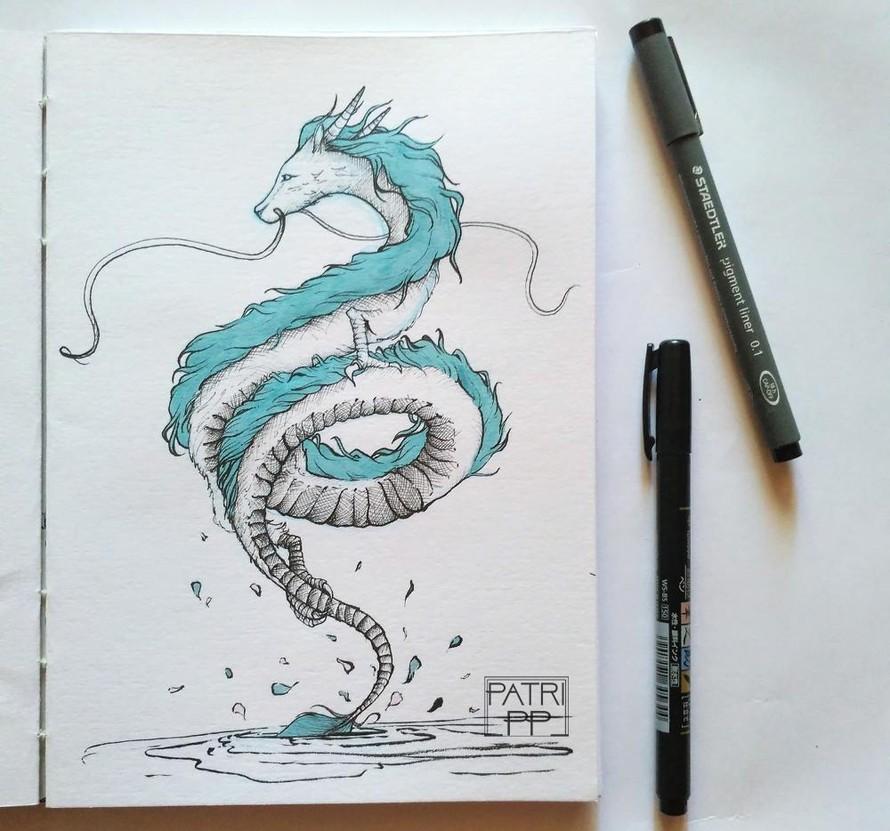 Những điều chưa kể về Inktober, thử thách tháng 10 cho giới đam mê hội họa