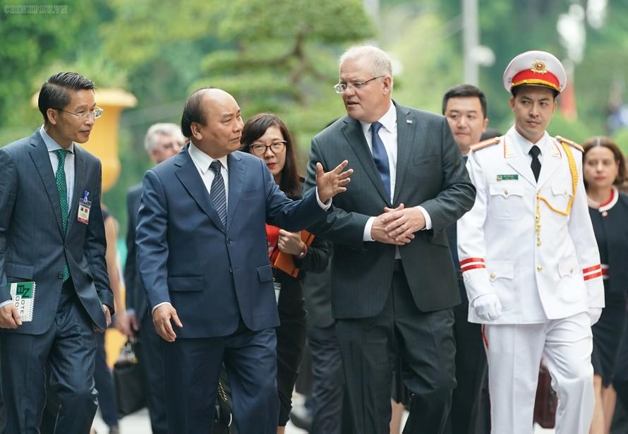 Việt Nam - Australia: Phát triển quan hệ song phương mạnh mẽ, hướng tới tầm cao mới