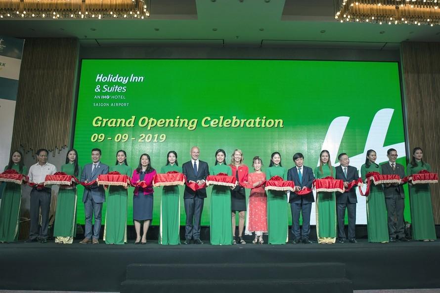 Khách sạn Holiday Inn đầu tiên ở Việt Nam khai trương tại TP.HCM