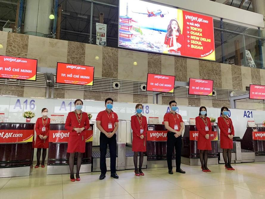 Bay khắp Việt Nam cùng 53 đường bay siêu hấp dẫn của Vietjet