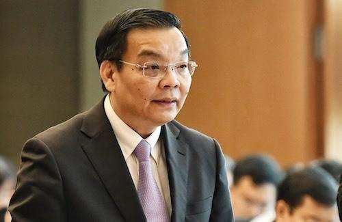 Ông Chu Ngọc Anh làm Phó Bí thư Thành ủy Hà Nội.