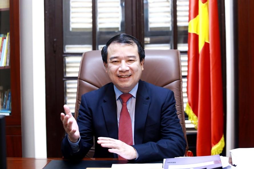 Phó TCT Tổng cục Du lịch - TS. Hà Văn Siêu