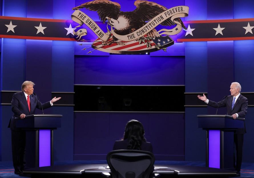 Iran đã bác bỏ cáo buộc can thiệp vào cuộc bầu cử Tổng thống Mỹ. Ảnh minh họa: AFP/TTXVN