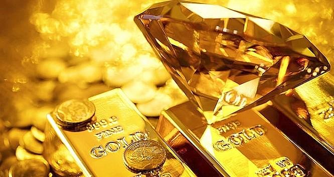 Giá vàng đồng loạt tăng phiên đầu tuần
