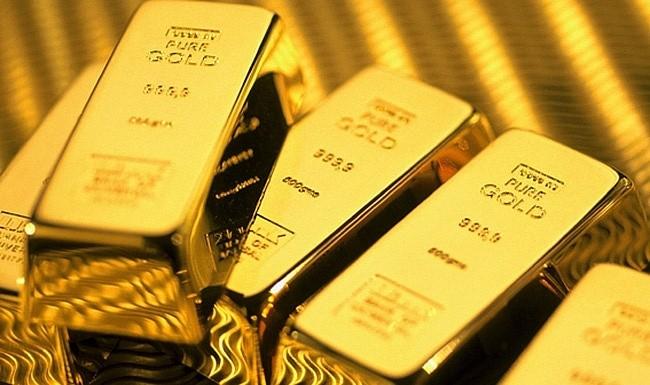 Giá vàng cao nhất trong gần 2 tuần qua