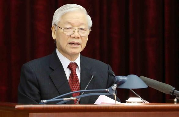 """Tổng Bí thư, Chủ tịch nước Nguyễn Phú Trọng: """"Lò"""" nóng lên là do tất cả cùng vào cuộc, cùng quyết tâm """"đốt lò"""" để đẩy lùi tham nhũng."""