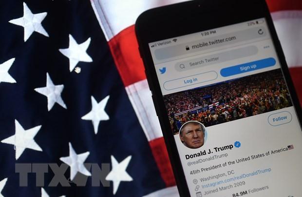 Lãnh đạo Twitter: Đóng tài khoản Tổng thống Trump là tiền lệ nguy hiểm