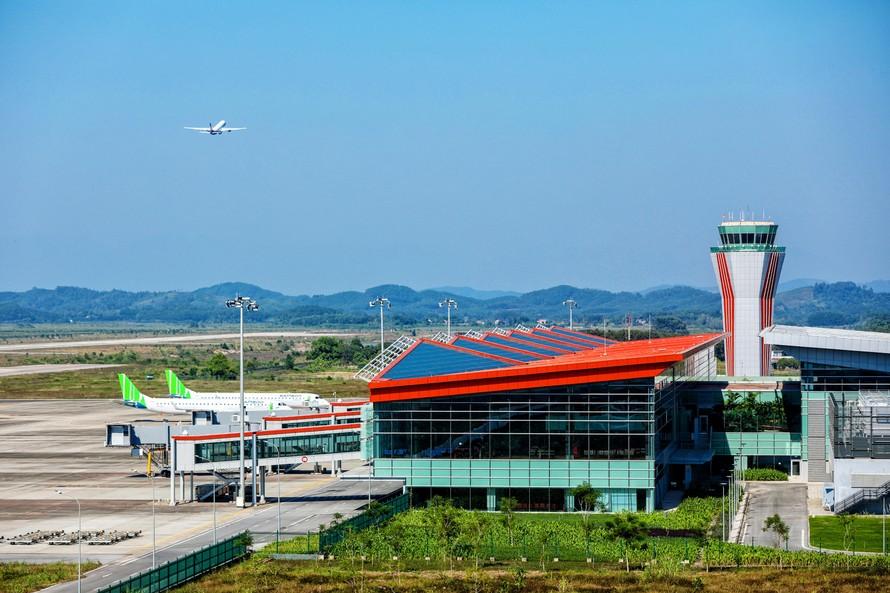 Sân bay quốc tế Vân Đồn (Quảng Ninh) là sân bay tư nhân đầu tiên của Việt Nam. Ảnh: VGP