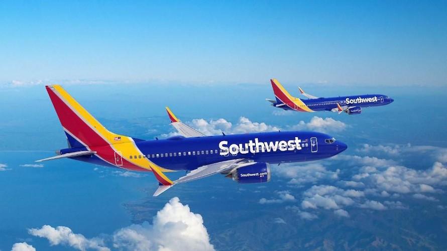 Boeing công bố đơn hàng máy bay 737 MAX với Alaska Airlines và Southwest Airlines