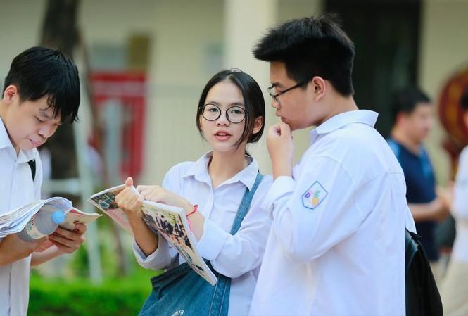 Học sinh không được đổi nguyện vọng dự tuyển nhưng được đổi khu vực tuyển sinh. Ảnh minh họa