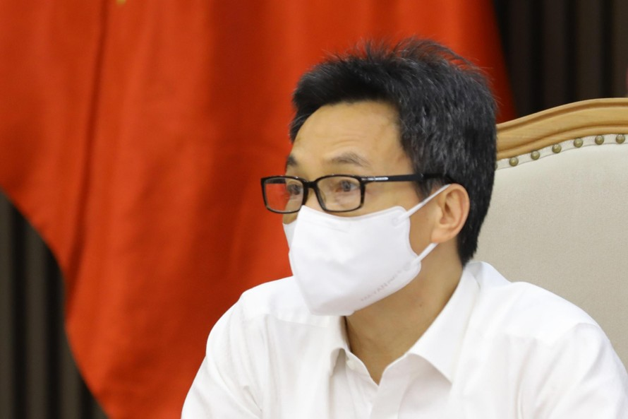 Phó Thủ tướng Vũ Đức Đam: Bộ Y tế cần tiếp tục theo dõi chặt tình hình dịch bệnh tại Bắc Ninh, Bắc Giang; TPHCM và một số địa phương lân cận (Đồng Nai, Bình Dương, Bà Rịa-Vũng Tàu),…