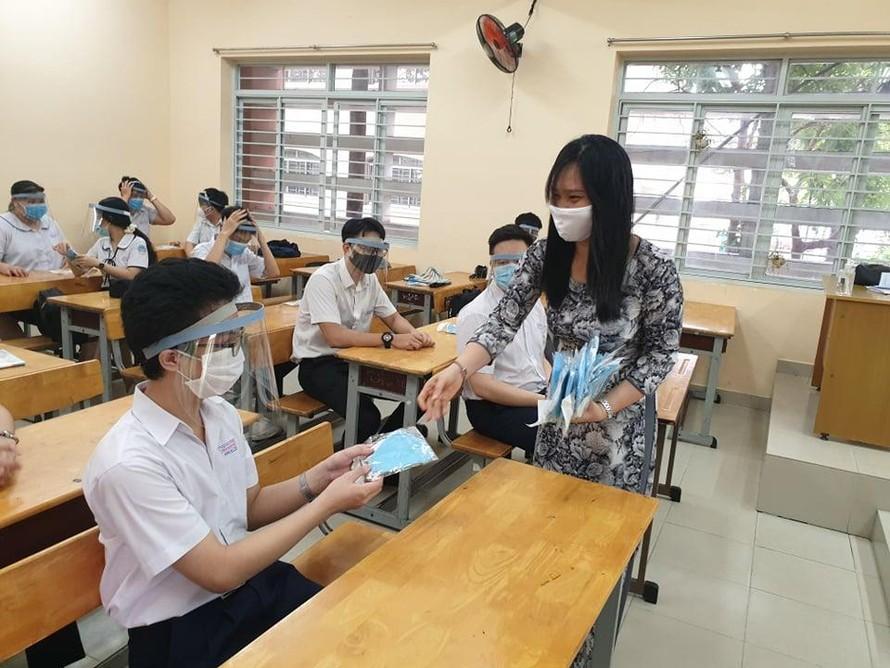 TP Hồ Chí Minh dự kiến tổ chức kỳ thi tuyển sinh lớp 10 vào cuối tháng 7.