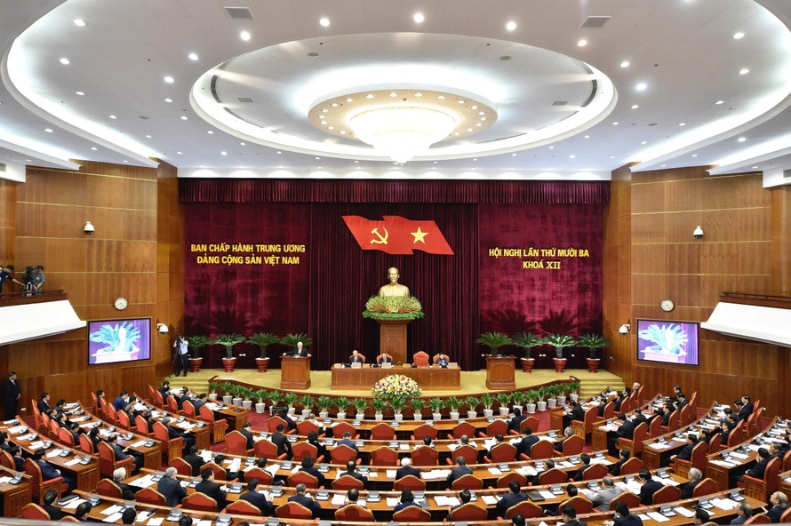 Khai mạc Hội nghị Trung ương 3 khóa XIII: Xem xét, quyết định nhiều vấn đề cơ bản và hệ trọng