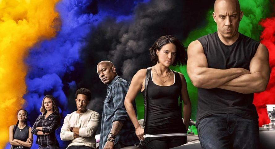F9: The Fast Saga tiếp tục là bộ phim ăn khách nhất dịp cuối tuần qua. Ảnh: autopro.com.vn