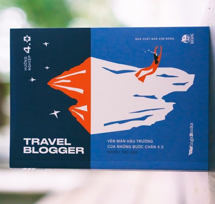 Quyển sách về nghề Travel Blogger mở đầu series sách hướng nghiệp trong thời đại 4.0.