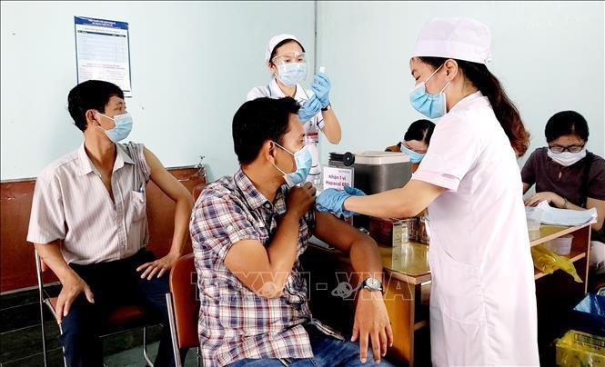 Mở rộng đối tượng tiêm vaccine phòng COVID-19 trong chiến dịch tiêm năm 2021-2022