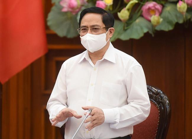 Thủ tướng chỉ đạo thành lập 7 'Tổ công tác đặc biệt' phòng, chống COVID-19 tại TPHCM