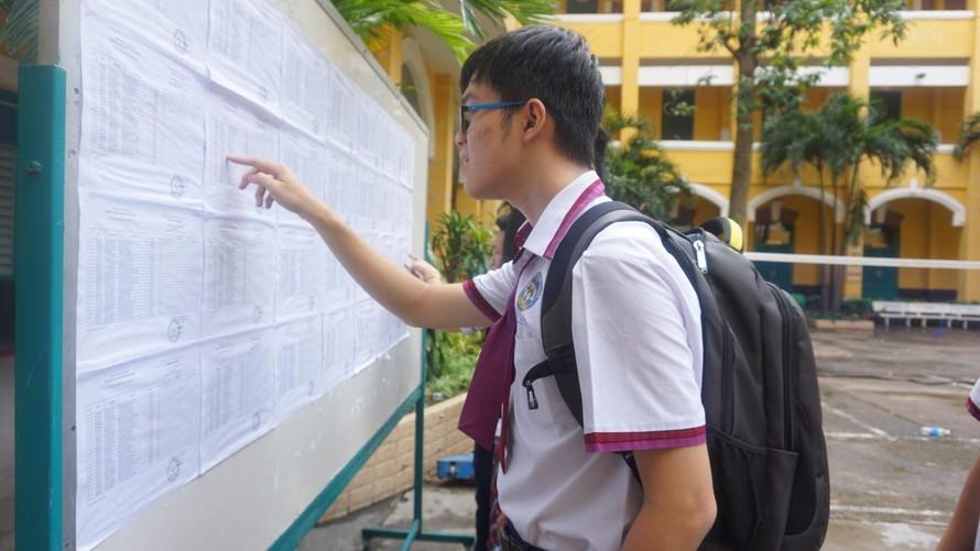 Sở GD&ĐT TP Hồ Chí Minh đề xuất xét tuyển vào lớp 10 cả hệ chuyên và thường