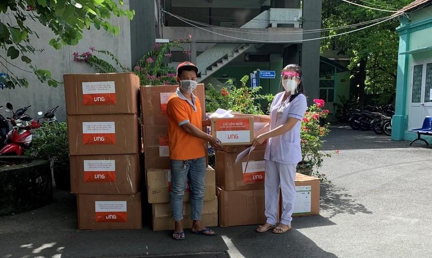 VNG triển khai dự án Sài Gòn Heroes - tiếp lửa cho những 'Người hùng áo trắng'