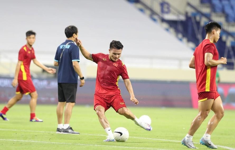 Đội tuyển Việt Nam đứng đầu Đông Nam Á trong Bảng xếp hạng FIFA tháng 8
