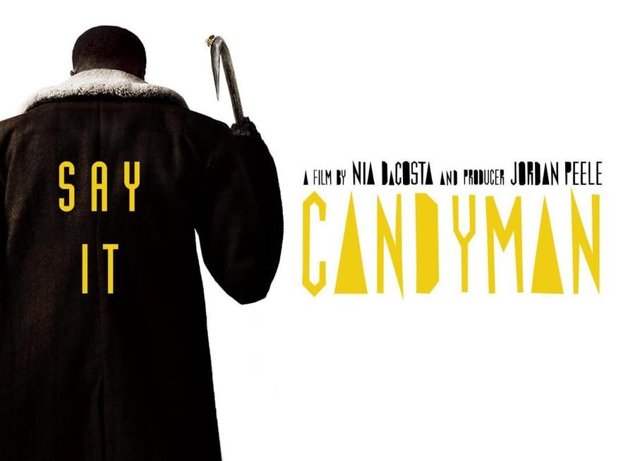 """Bộ phim kinh dị """"Candyman"""" đã gặt hái doanh thu cao nhất ở các phòng vé Bắc Mỹ trong tuần đầu công chiếu. Ảnh: Universal Pictures"""