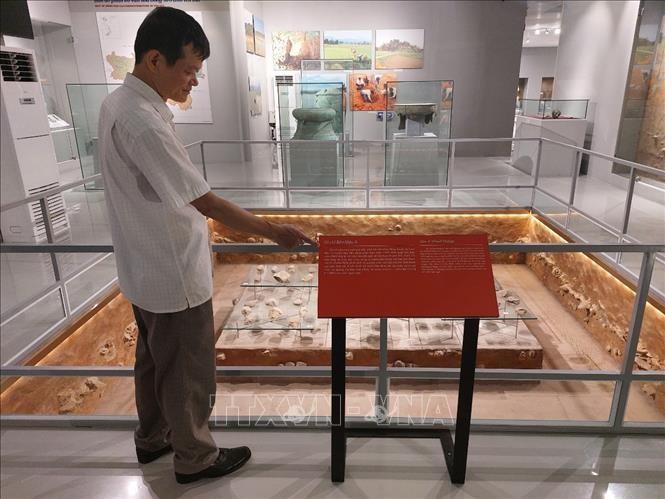 Mậu A là một trong số rất ít di chỉ thời đại Đá ngoài trời ở miền bắc Việt Nam được bảo tồn tốt, có giá trị nghiên cứu về đặc trưng kỹ nghệ đá và văn hóa.
