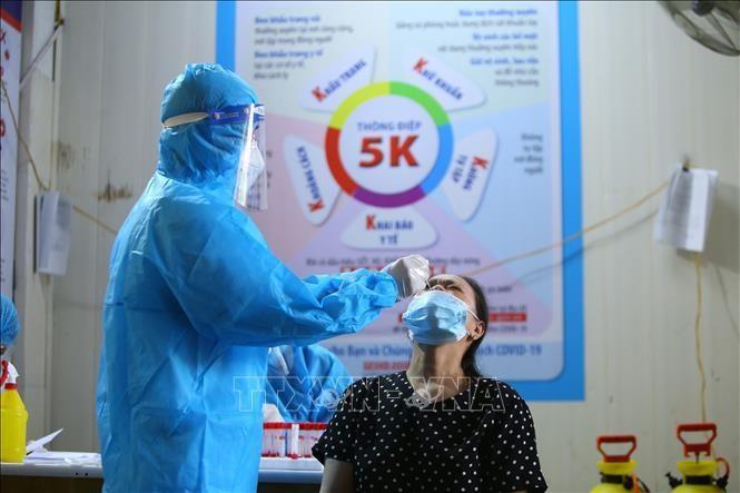 Hà Nội: Tất cả các mẫu xét nghiệm SARS-CoV-2 trong ngày 26/9 đều có kết quả âm tính