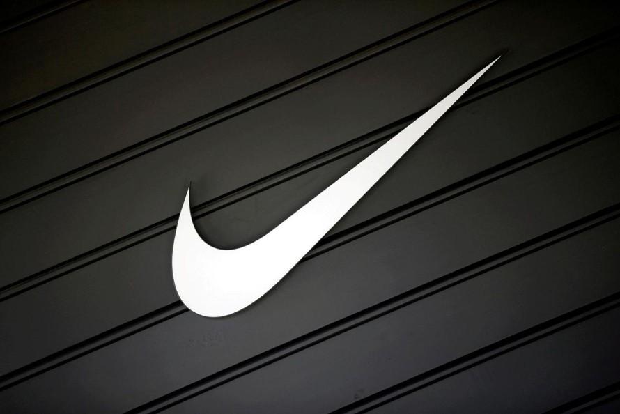 Biểu tượng nhãn hiệu Nike. Ảnh: Reuters