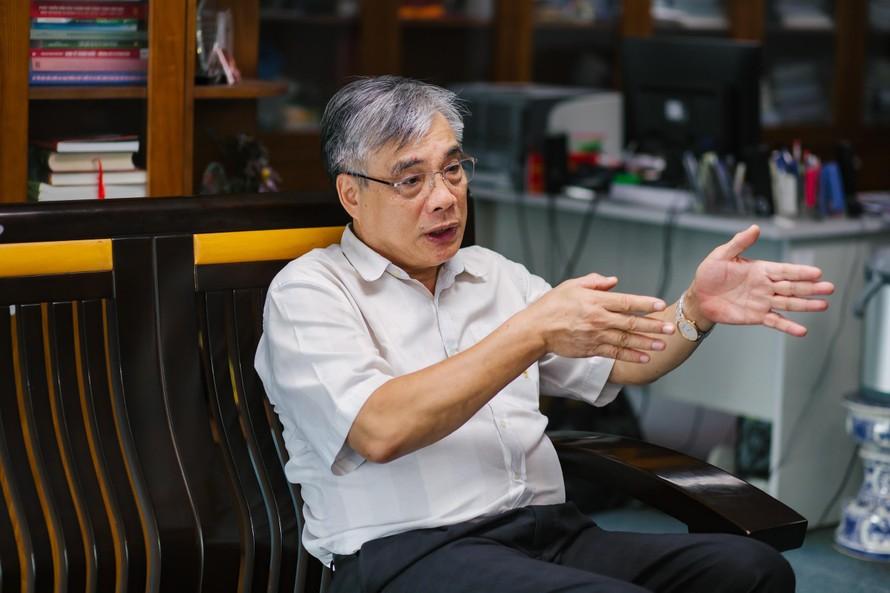 PGS. TS. Trần Đình Thiên, Thành viên Tổ tư vấn Kinh tế của Thủ tướng