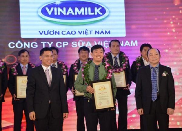 Điểm danh top doanh nghiệp lớn nhất Việt Nam