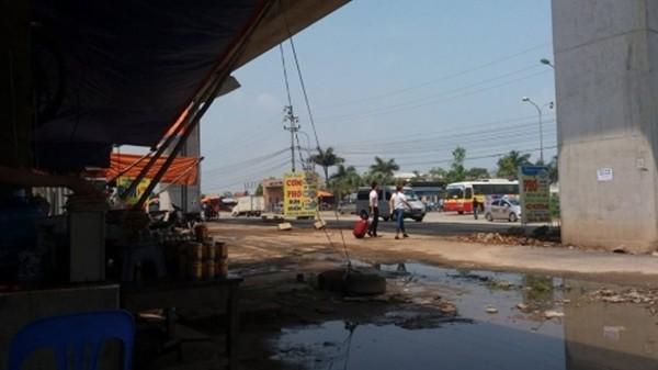 Khiếp vía suất cơm bình dân 200 nghìn ở Bến xe Yên Nghĩa