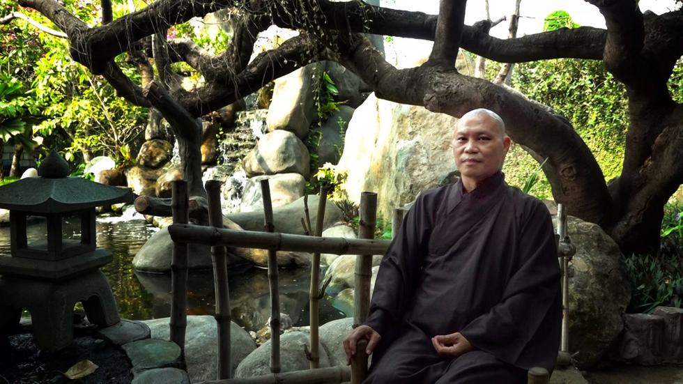 Người Phật tử hãy biết gửi tâm yêu thương đến với chúng sanh vạn loài, đến người ở gần, ở xa, đến người mình quen, không quen, gửi tâm từ đến với người thương mình và cả những người chưa thương.